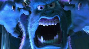 Scary Sulley