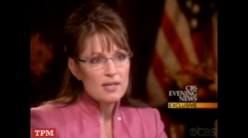 "Palin's ""Presidency Adventure!"""