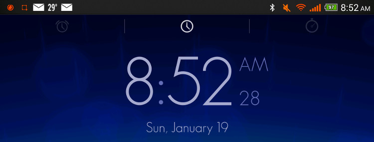Check out Timely Alarm Clock!