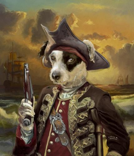 Mauloabook-PirateDog