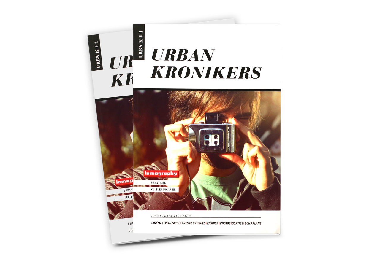 Magazine Urban Kronikers