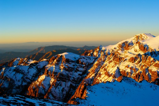 Toubkal Sunrise