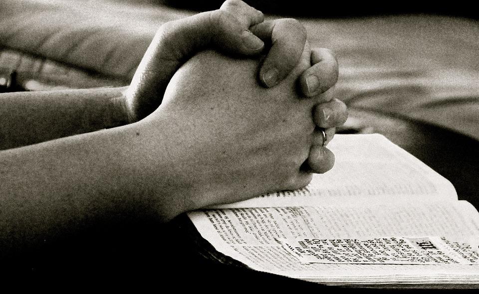 It's Not the Model Prayer for Us