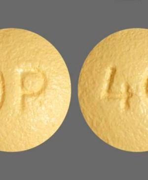 Oxycontine (Oxycodone) 40mg