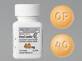 oxycontin 40 mg