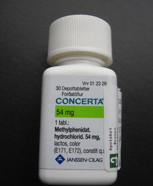 Buy Concerta (Methylphenidate) 54mg