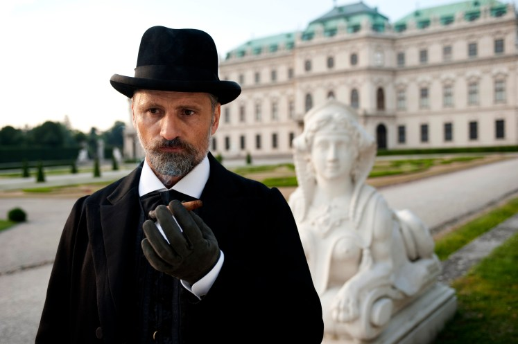 Viggo Mortensen in A Dangerous Method (2012)