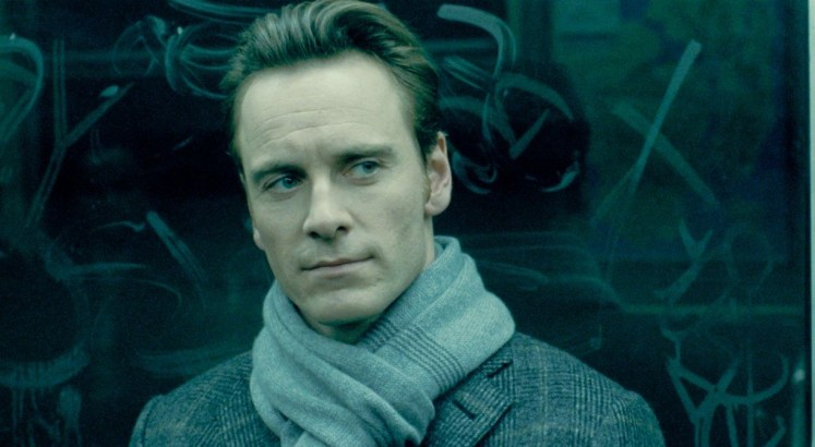 Michael Fassbender in Shame