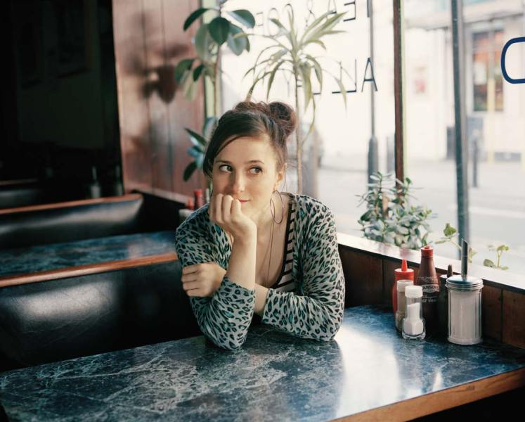 Nadia Kamil interview, published in Oh Comely Issue Twenty. Photograph by Toby Coulson.