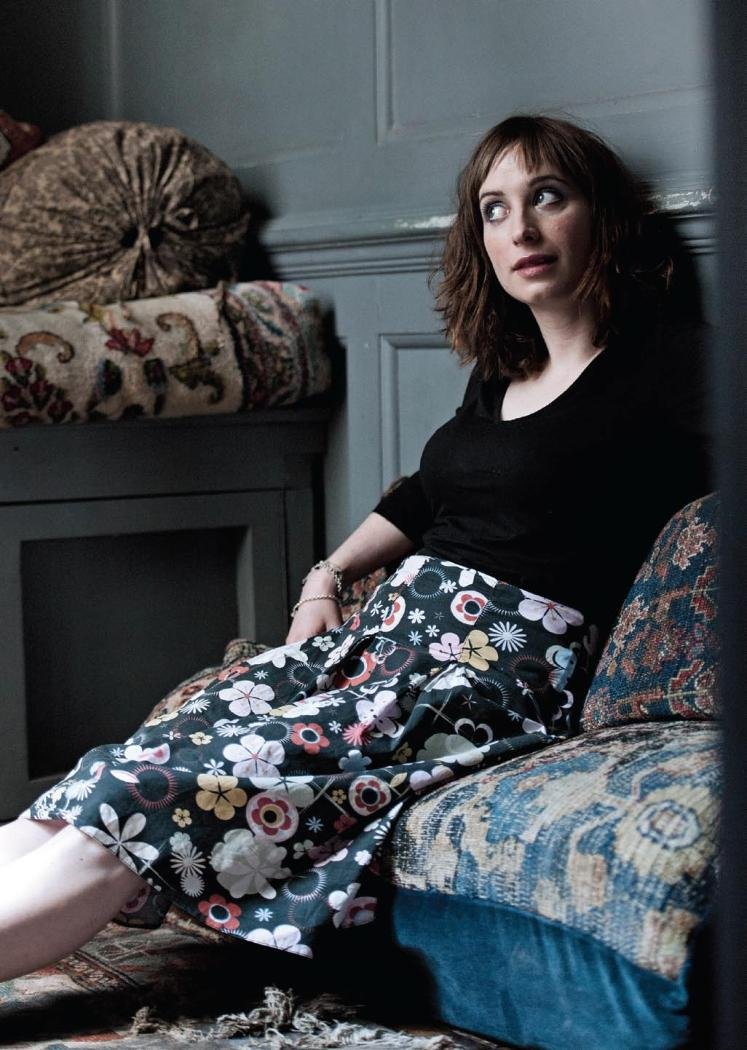 Isy Suttie interview / Oh Comely