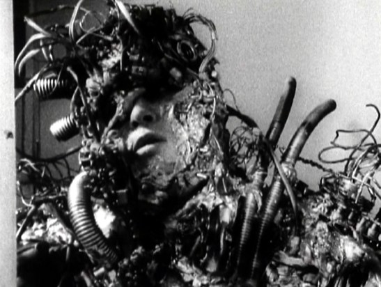 TOMOROWO TAGUCHI IN TETSUO: THE IRON MAN (1989)