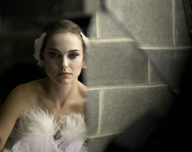 Natalie Portman in Black Swan (2010), directed by Darren Aronofsky