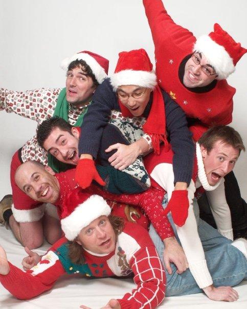 The Sears Ugly Christmas Sweater Shoot Jason Yormark