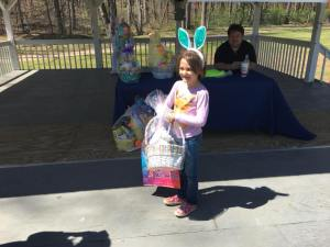 Easter 2018 - Basket Winner