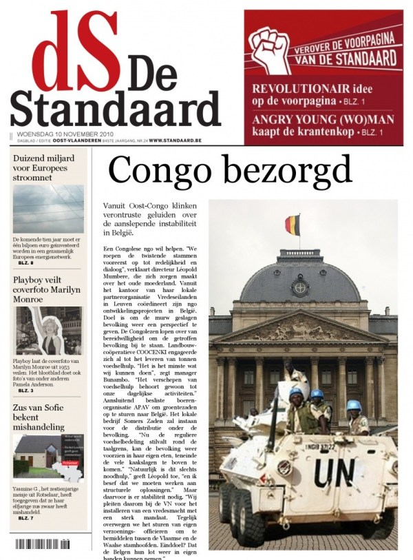 Op de voorpagina – jasperwiet.be