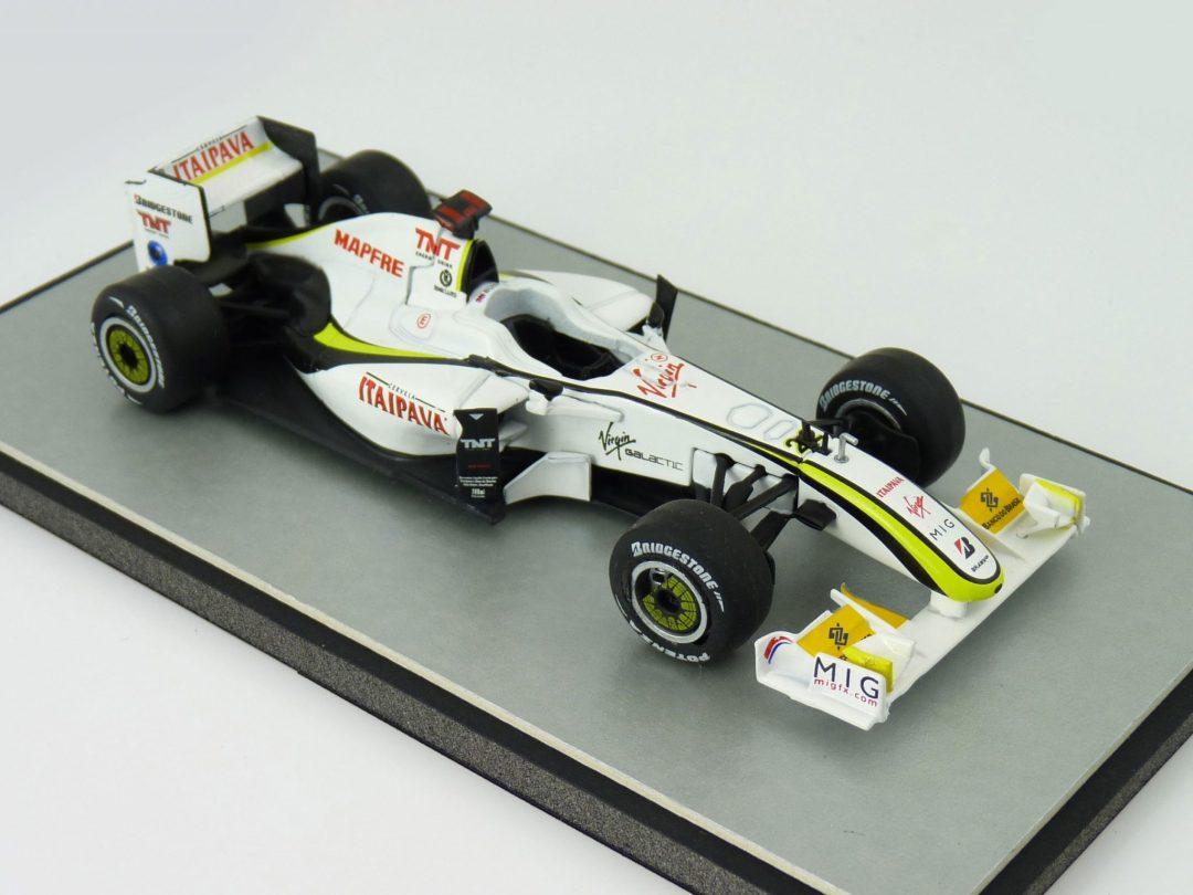 Brawn BGP-001 2009 Jenson Button