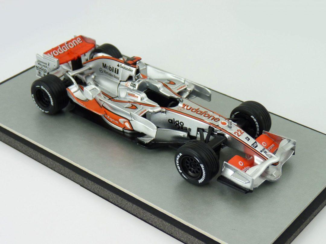 McLaren MP4/23 2008 Lewis Hamilton