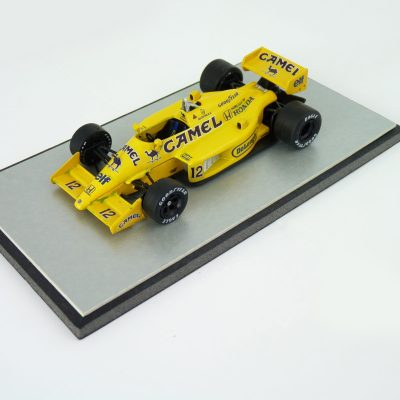 1987 Ayrton Senna Lotus 99T - F1 Car Collection Conversion