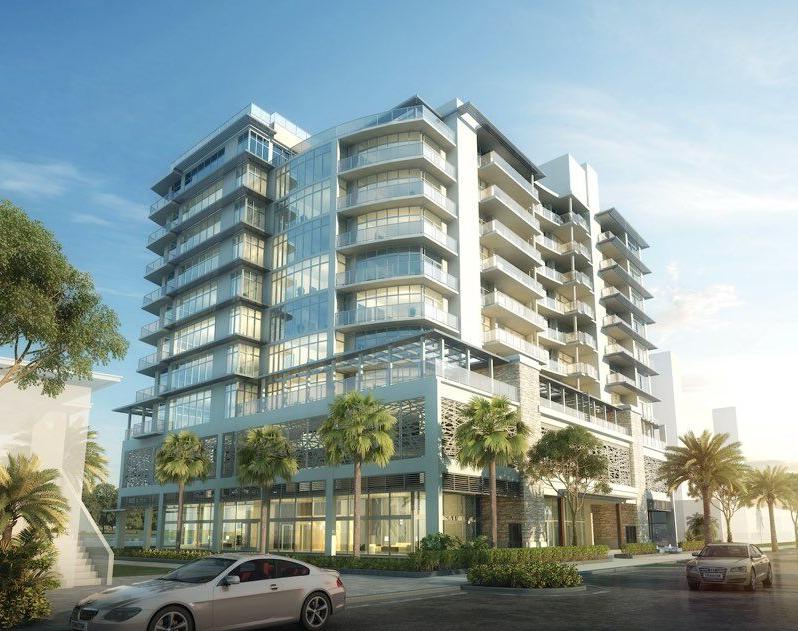 Adagio Condo new construction on Fort Lauderdae's Central Beach