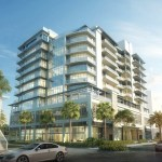 The Adagio is on the intracoastal waterway walking distance to the beach