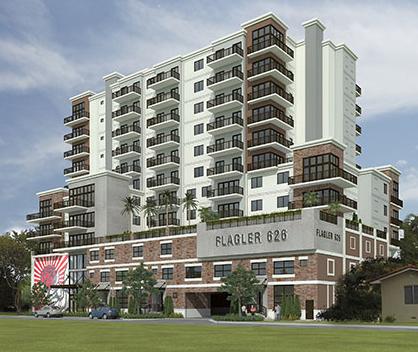 Flagler 626 Condos New Preconstruction Fort Lauderdale