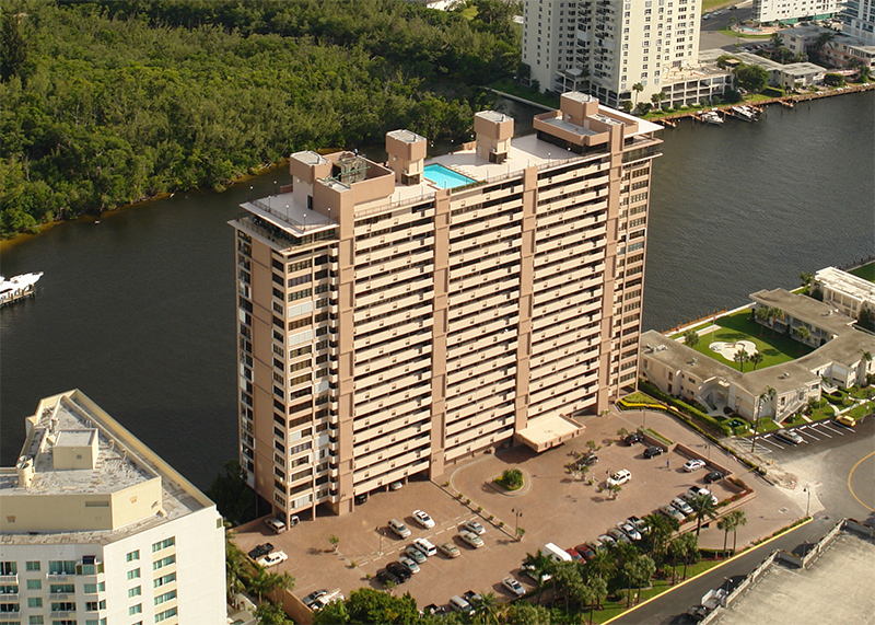 Corinthian Condo Condo on the Intracoastal in Fort lauderdale