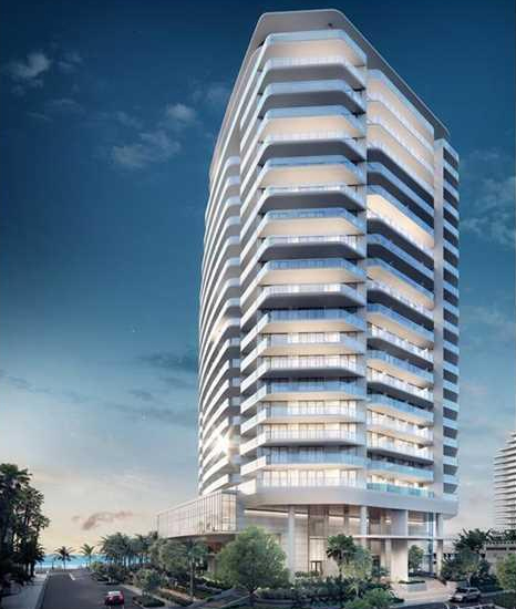Four Seasons Private Residences on Fort Lauderdale Beach
