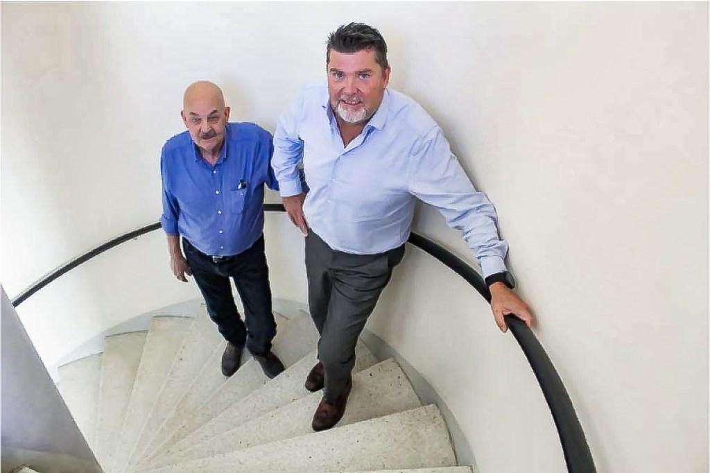 Lars Rylander och Stefan Wernholm
