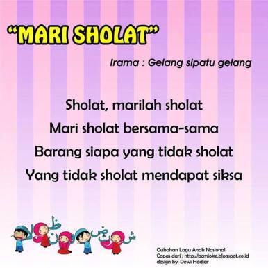 lagu anak anak islami 20