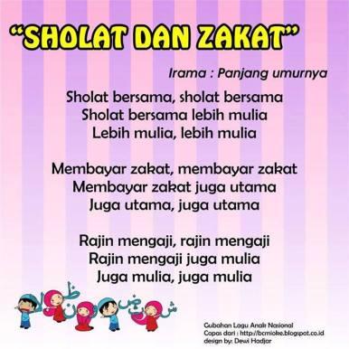 lagu anak anak islami 22