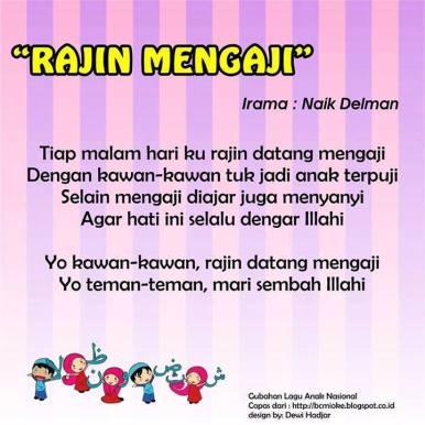 lagu anak anak islami 25