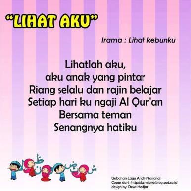 lagu anak anak islami 9