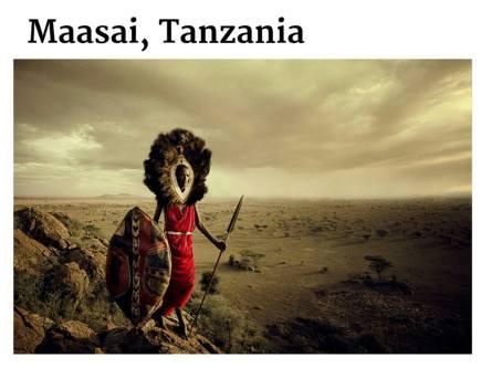 suku pedalaman yang terasing dan terancam punah