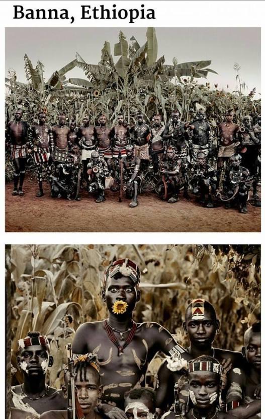 suku terasing banna, Etiopia