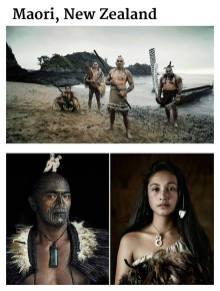 suku terasing maori, selandia baru