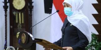 Gubernur Jatim, Khofifah Indar Parawansa Beri Potongan Pajak Kendaraan Bermotor Sebesar 15%