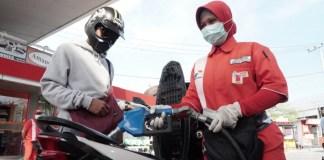 Konsumsi BBM Turun Selama Ramadhan dan Lebaran