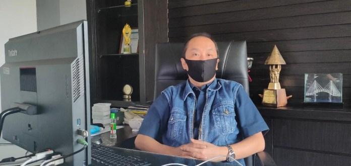 Kepala BPJS Kesehatan Cabang Surabaya, Herman Dinata Mihardja : Kunjungan Pasien BPJS ke RS Turun Lebih dari 50% Akibat Covid-19
