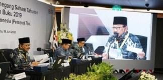 Semen Indonesia Bagi Dividen Rp 239,22 Miliar