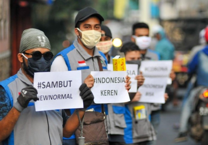 Stop PSBB, Surabaya Masuk New Nekat