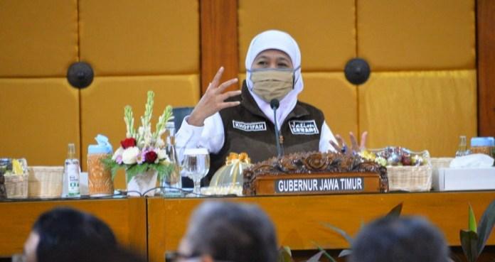 Gubernur Khofifah Perpanjang Diskon Pajak Kendaran Bermotor Hingga 31 Agustus