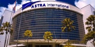 PT Astra Internasional Alami Tekanan Selama Covid-19