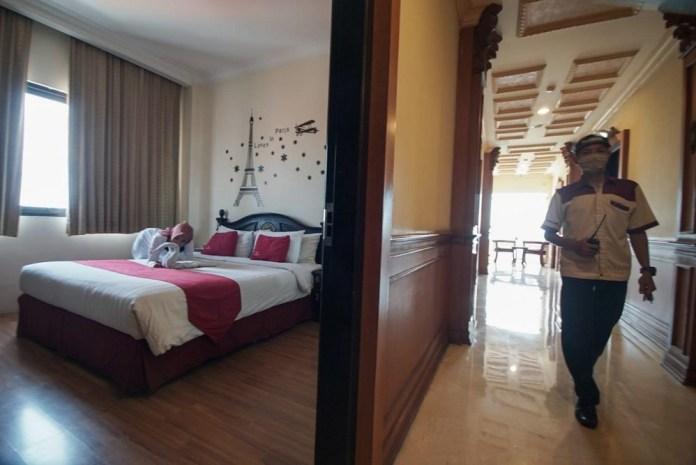 Quds Royal Hotel Kembali Beroperasi