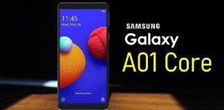 Samsung Luncurkan Galaxy A01 Core 2/32GB