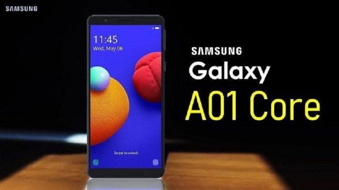 Samsung Luncurkan Galaxy A01 Core 2/32GB