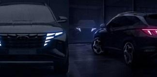 Hyundai Tucson akan Rilis 15 September, Ini Tampilannya