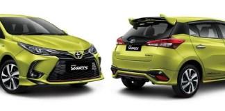 Peluncuran New Toyota Yaris Diharapkan Angkat Angka Penjualan