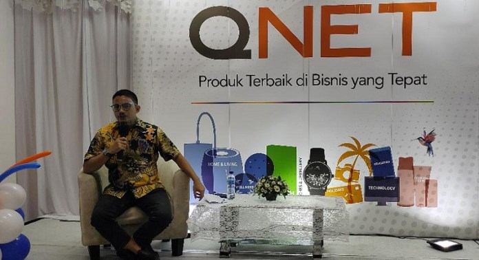 Buka Kantor Baru di Surabaya, QNET Dukung Penuh Distributor