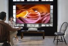 Samsung Luncurkan The Premiere, Proyektor Laser Ultra Short Throw 4K