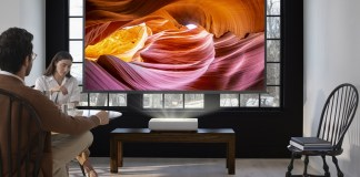 Samsung Luncurkan The Premiere, Proyektor Laser Ultra Short Throw 4K